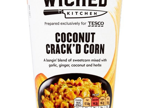 Wicked Kitchen Coconut Crack'd Corn 90G