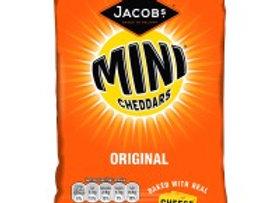 Mini Cheddars 50g