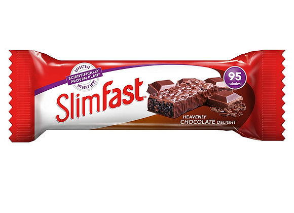 Slimfast Meal Replacement Bars x 24 Various Flavours