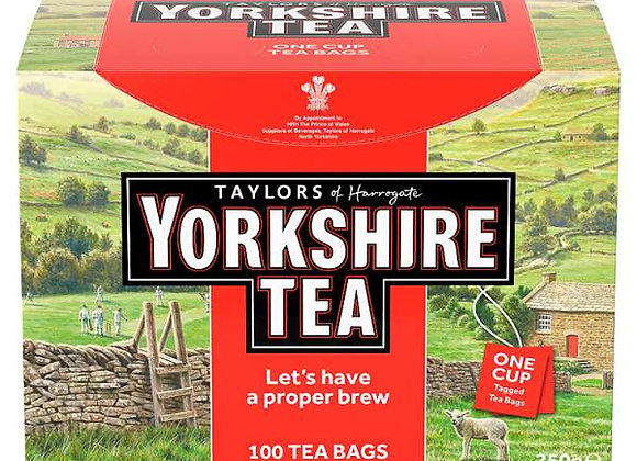 Taylors of Harrogate Yorkshire Tea 100s