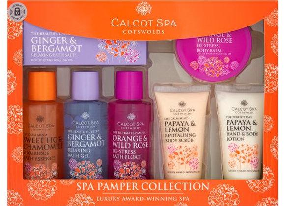 Calcot Manor Relaxing Pamper Gift Set