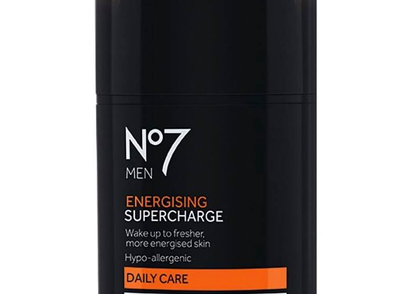 No7 Men Energising Supercharge