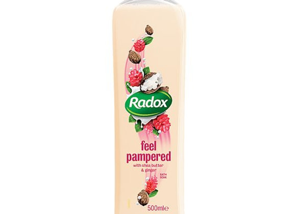 Radox Feel Pampered Bath Soak 500Ml