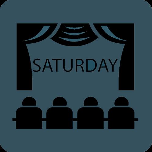 Saturday Entertainment Show