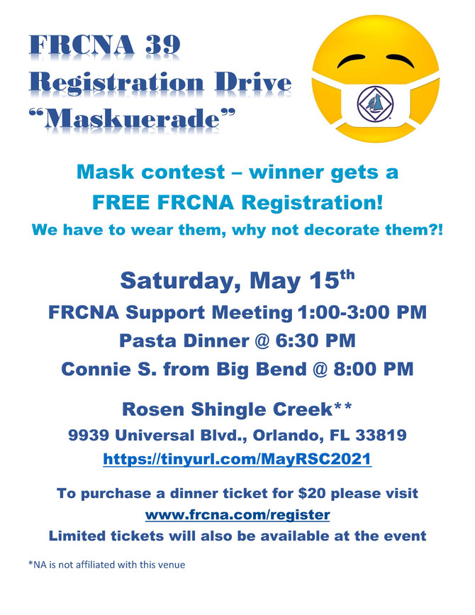 Are you ready for a Pre-FRCNA event?