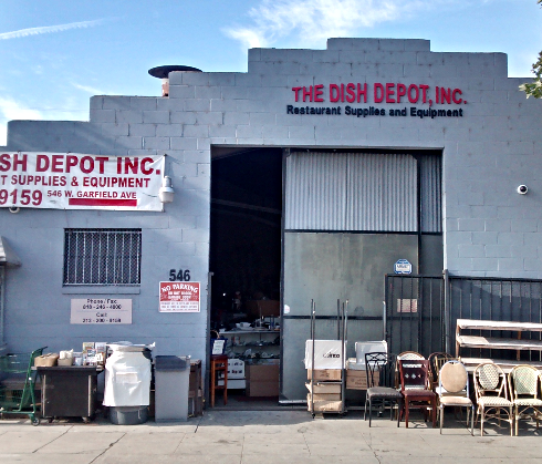 The Dish Depot Inc.