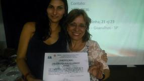 Palestra na Faculdade Cantareira