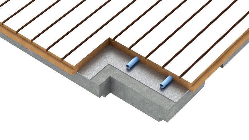 CLIMACUSTI_dřevěné stropní vytápění_chla