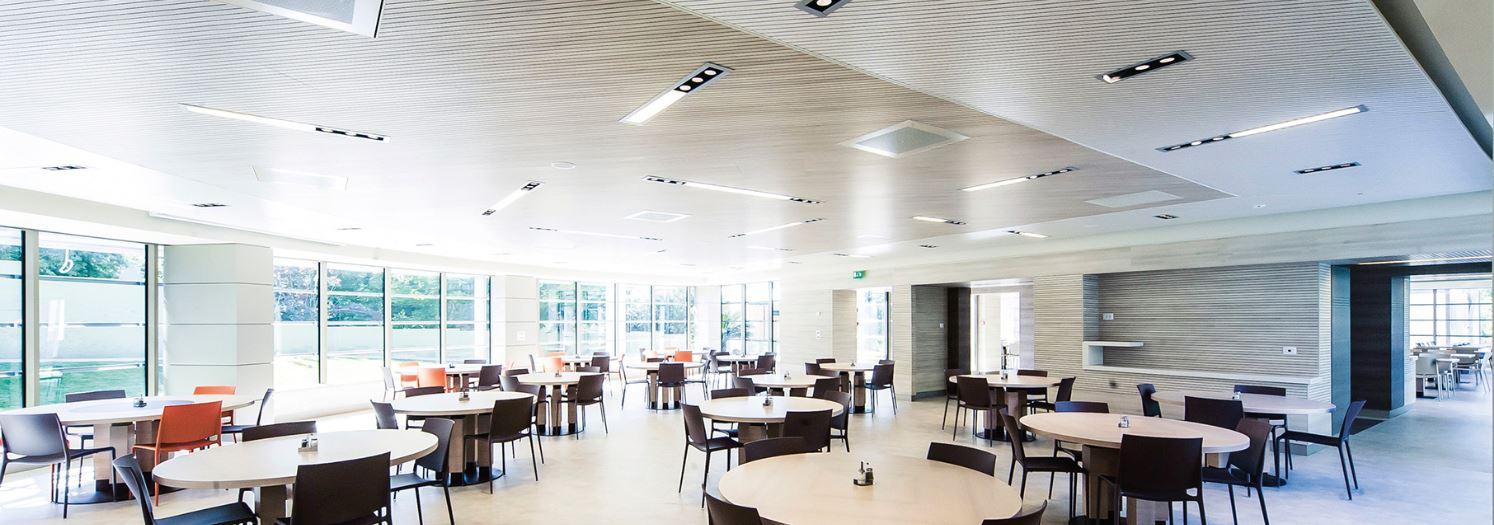 1_3 FANTONI dřevěný strop