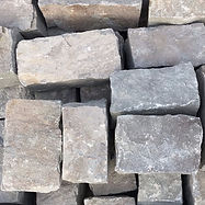 basalt boulders wall rock retaining wall raised bed