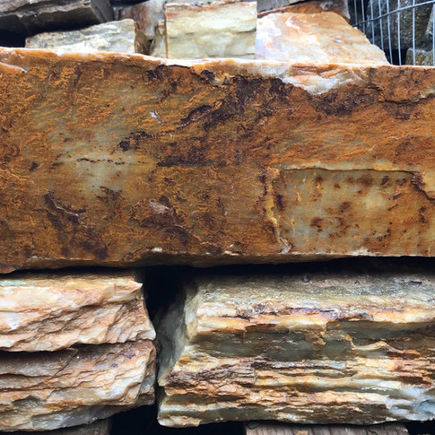 HONEY LEDGE QUARTZITE