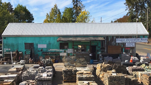 Oregon Decorative Rock | Landscape Supply in Beaverton