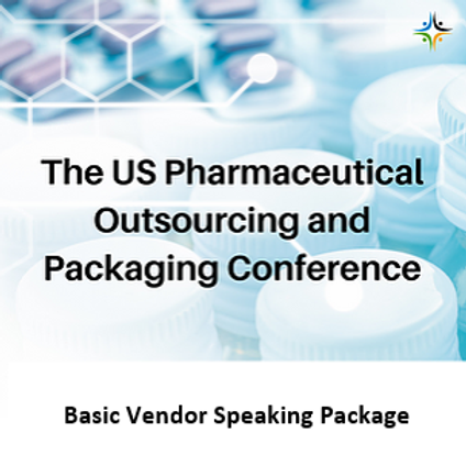 Basic Vendor Speaking Package  - 13th - 14th July