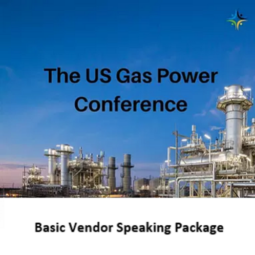 Basic Vendor Speaking Package  - 3rd - 4th Nov