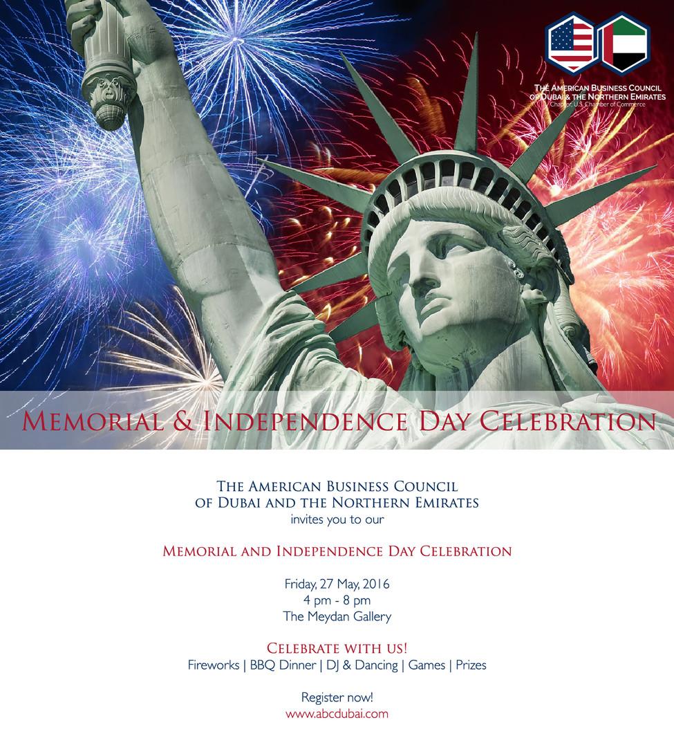 American Business Council Facebook Invitation