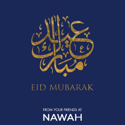 NAWAH Eid Greeting
