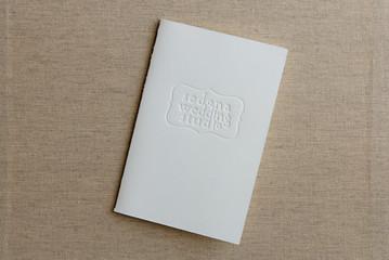 Studio Brochure Cover