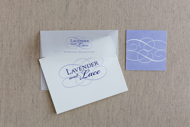 Lingerie Boutique Stationery