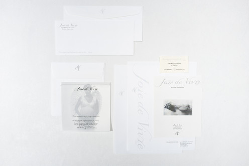 Photographer Stationery Package