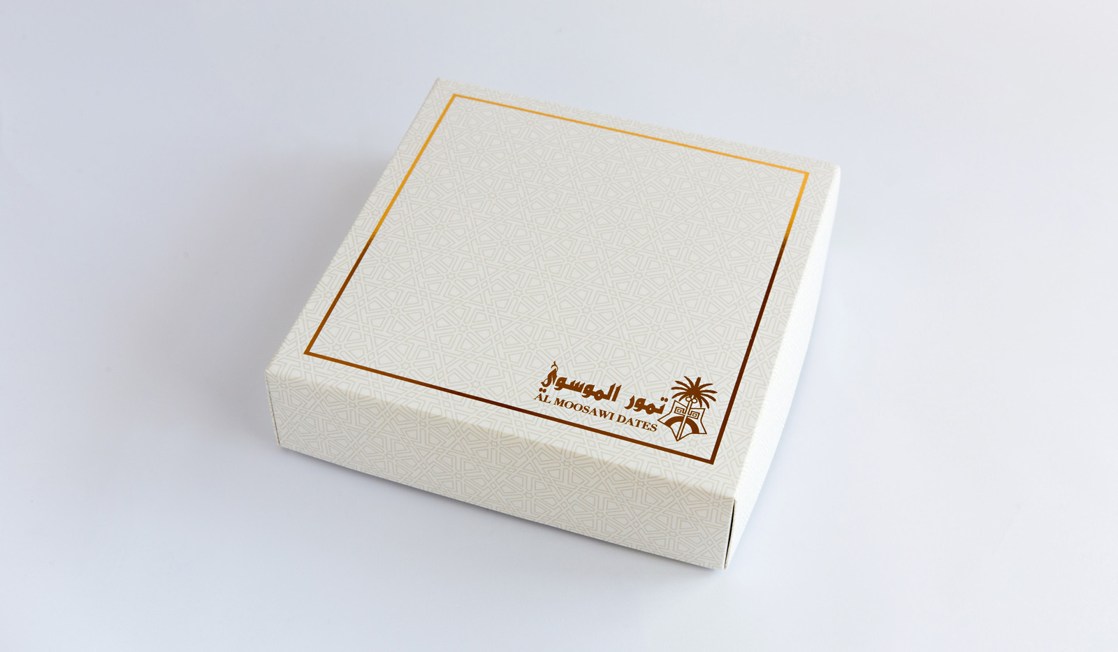Al Moosawi Dates Packaging