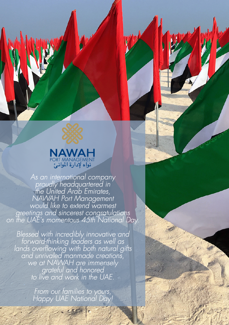 NAWAH National Day Greeting