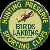 Birds Landing Hunting Preserve Logo