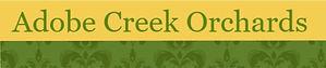 Adobe Creek Orchards Logo