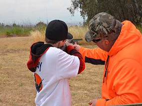 Clays for Kids' Ray Day