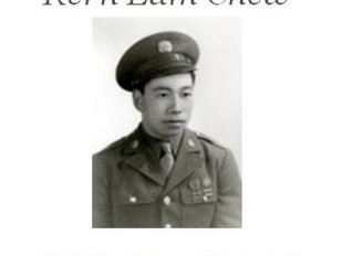 In Memorandum: Kern Chew