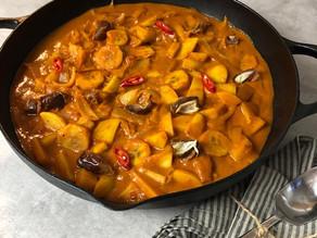 seen & cooked - Kochbananeneintopf