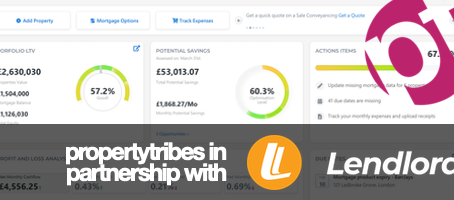 Lendlord partners with Property Tribes