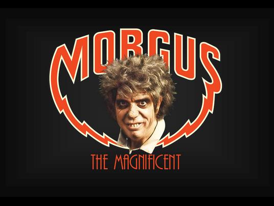 MORGUS PRESENTS