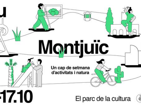 Montjuïc celebrarà a la tardor un cap de setmana de cultura, natura i lleure obert a tota la ciutada