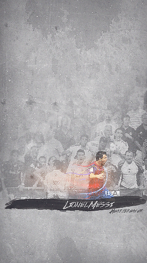Messi heartbreaker wallpaper