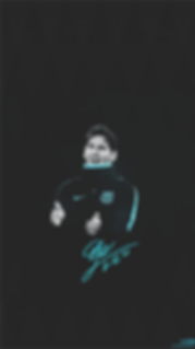 Leo Messi black training wallpaper