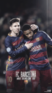 Messi Neymar idol wallpaper