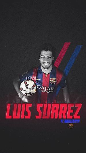Suarez Barca Kit wallpaper