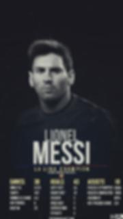 Messi season stats 2014-2015 wallpaper