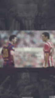 Barcelona vs Bilbao Copa del Rey wallpaper
