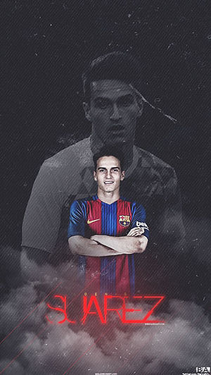 Denis suarez wallpaper