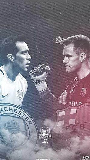 Barca vs Man City