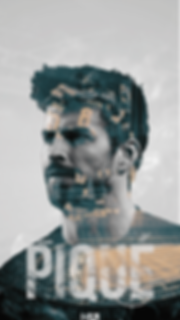Pique double exposure wallpaper