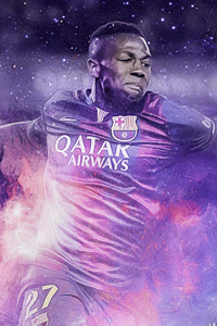 Adama Traore wallpaper