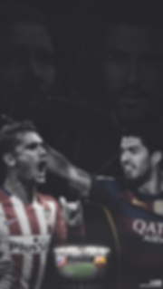 Barcelona vs Atletico Madrid wallpaper