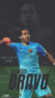 Claudio Bravo wallpaper