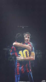 Messi puyol wallpaper