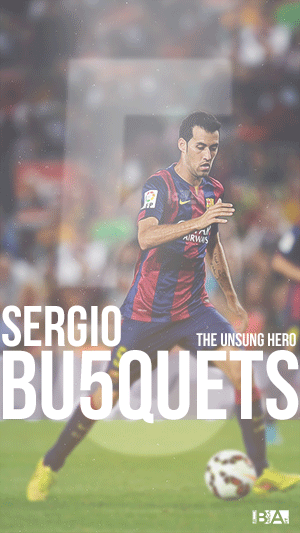 Busquets Unsung Hero wallpaper