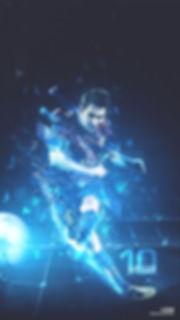 Messi Freekick wallpaper