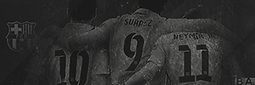 Messi Neymar Suarez dark Header