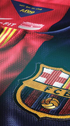 FC Barcelona kit wallpaper